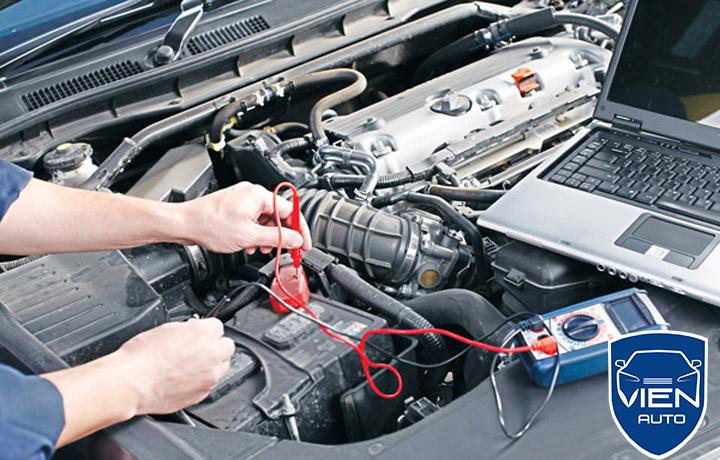 Sửa chữa đại tu ô tô Dodge