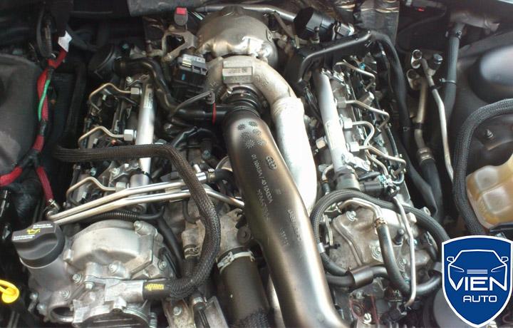 Sửa chữa động cơ ô tô Dodge