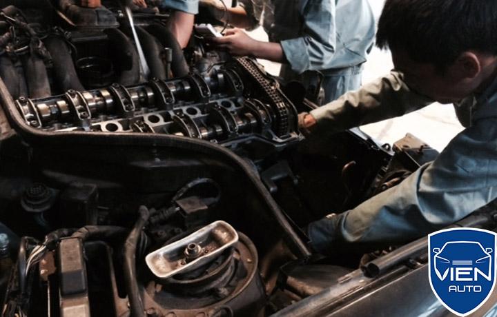 Sửa chữa hộp số ô tô Dodge