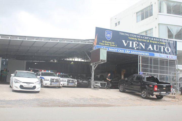 Trung tâm bảo hành, bảo dưỡng, sửa chữa ô tô Dodge chính hãng